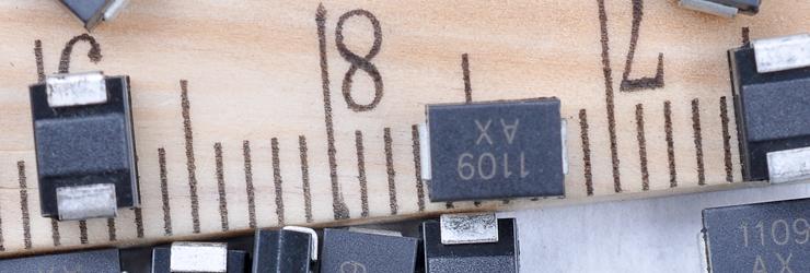 TVS二级管 半导体放电管