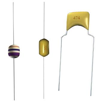 引线陶瓷电容分类
